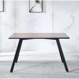 Bronx Nokes Dining Table Ivy