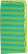 Kim Seybert Seersucker Napkin, Turquoise/Lime