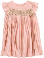 Osh Kosh Oshkosh Short Sleeve A-Line Dress - Toddler Girls
