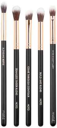 M.O.T.D. Cosmetics What The Fluff Blending Eye Brush Set