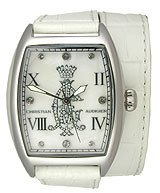 Christian Audigier Women's SPE 617 Intensity Entice White Watch