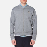 Kenzo Tiger Zip Sweatshirt Bomber Jacket Grey