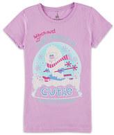 Disney Yeti Tee for Girls - Expedition Everest - Disney's Animal Kingdom - Lavender