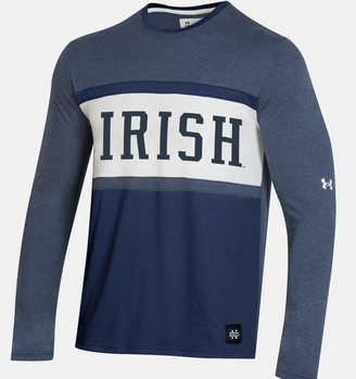 Under Armour Men's UA Iconic Collegiate Long Sleeve T-Shirt