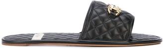 Gucci Interlocking G Horsebit slides