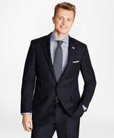 Brooks Brothers Golden Fleece Regent Fit Windowpane Suit