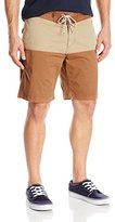 Quiksilver Men's Street Trunk Yoke Panel Walk Short