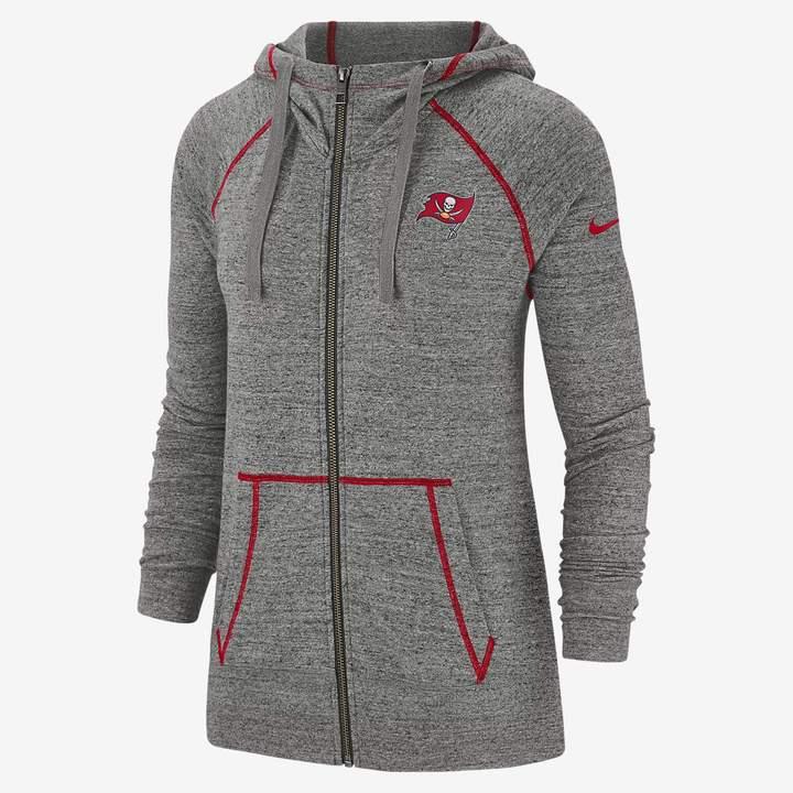 new style 0f347 07267 Women's Full-Zip Hoodie Gym Vintage (NFL Buccaneers)