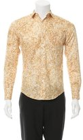Patrik Ervell Printed Button-Up Shirt