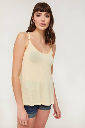 Ardene Caged Tank Top