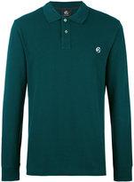 Paul Smith longsleeved polo shirt - men - Cotton - S