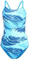 adidas FIT Swimsuit bright blue/sefrye