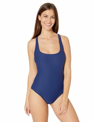 Athena Women's Body Compression Cross-Back One Piece Swimsuit