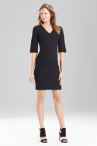 Josie Natori Resort Texture Dress