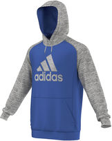adidas Long-Sleeve Team Issue Applique Pullover Hoodie