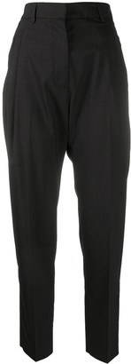 Alberto Biani Tapered-Fit Tailored Trousers