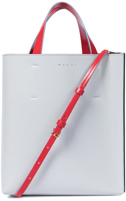 Marni Museo Small leather tote