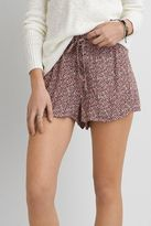 American Eagle Outfitters AE Lace-Up Soft Short