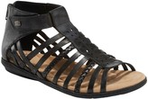 Earth Origins Leather Gladiator Sandals - Belle Bruna