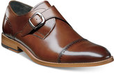 Stacy Adams Men's Duncan Cap-Toe Single Monk Strap Shoes, a Macy's Exclusive Style