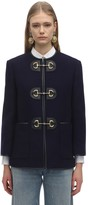 Gucci Wool Cloth Caban Jacket