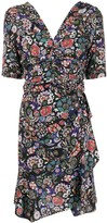 Isabel Marant Arodie floral mini dress