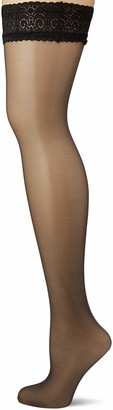 Fiore Women's Edith/ Sensual Hold up Stockings