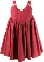 flared Moon dress