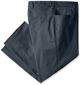 Perry Ellis Men's Big and Tall 4 Pocket Twill Pant