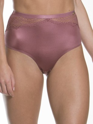 Gossard Shimmer Lace Full Brief