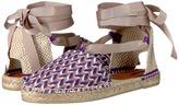 Missoni Ankle Wrap Espadrille Women's Shoes