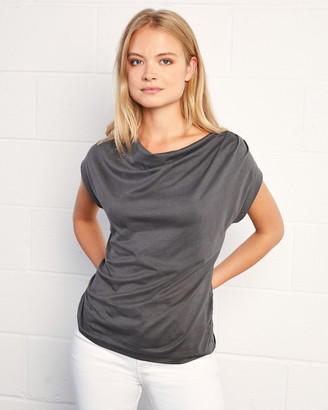 Jigsaw Draped Cowl Neck Top