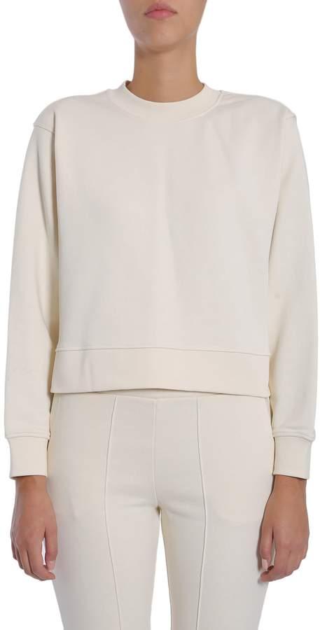 47a60f965cd966 Tie Back Sweatshirt - ShopStyle