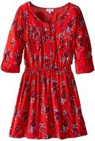 Splendid Littles Floral All Over Print Dress (Big Kids)