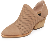 Steven Skelos Perforated Booties