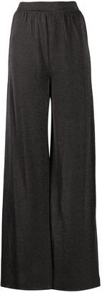 M Missoni Zigzag Wide-Leg Trousers