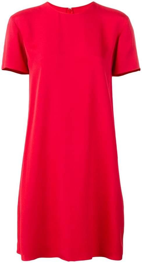 Valentino shortsleeved shift dress