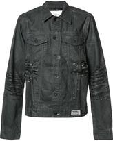 PRPS destroyed effect denim jacket
