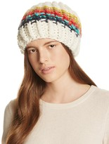 Free People Over The Rainbow Beanie