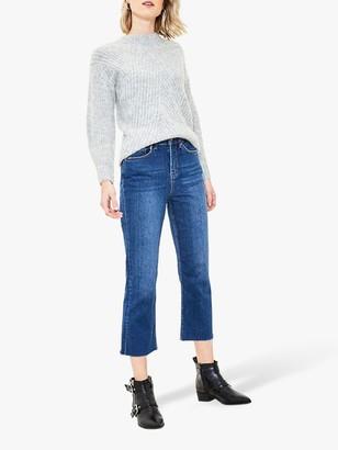 Oasis Eddie Straight Jeans, Blue