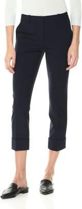 Theory Women's Cropped Cuff Pant