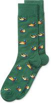 Hot Sox Men's Duck Socks