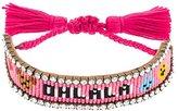 Shourouk 'Ohlala' beaded bracelet