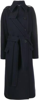 Stella McCartney Sophia belted coat