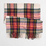 J.Crew Factory Plaid wrap scarf