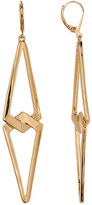 Botkier Cutout Leverback Earrings