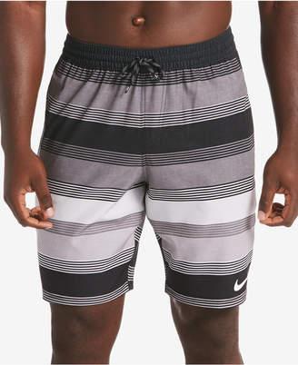 """Nike Men 9"""" Racer Volley Swim Trunks"""