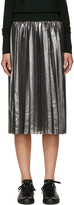 Etoile Isabel Marant Silver Malden Skirt