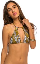 Volcom Swimwear Free Bird Hater Bikini Top 8139716