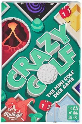 Ridley's Crazy Golf Game